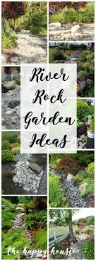 Small Picture Best 20 River rock landscaping ideas on Pinterest River rock
