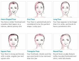 makeup tip shades for your face shape if you have a round face wearing
