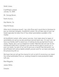 Real Estate Introduction Letter To Friends Template Sample