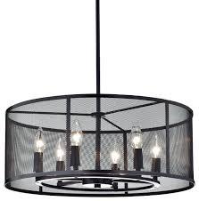 round metal mesh shade 6 light pendant chandelier oil wrought iron with birds round metal mesh shade 6 light pendant chandelier oil wrought iron with birds