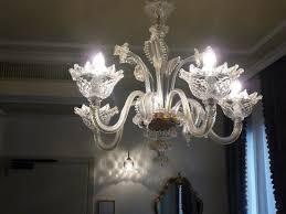 hotel violino d oro murano chandelier