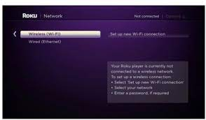 How is router connected to your tv,wireless or yellow ethernet plug? How To Connect Roku To Wifi With Username And Password Router Technical Support