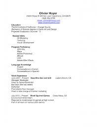 Barback Resume Examples Barback Resume Savebtsaco 5