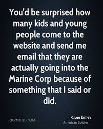 I Love You Quotes And Images Best R Lee Ermey Quotes QuoteHD