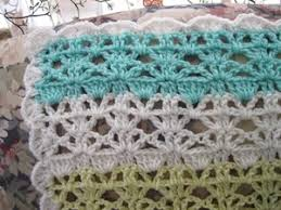 Easy Crochet Afghan Patterns Interesting Springtime Lace Easy Crochet Afghan Pattern FaveCrafts