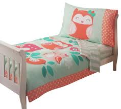 carters owls toddler bedding set too cute to hoot bed