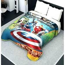marvel queen bed sheets