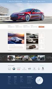 Car Dealer Website Design Used Car Dealer Website Design 2 Web Design Creat
