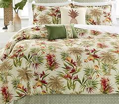 hawaiian tropical comforter set 8