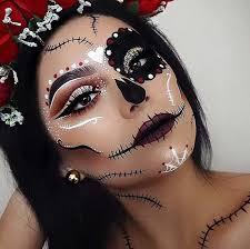 sugar skull makeup for best makeup ideas