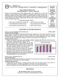 Marketing Resume Summary Statement Examples - Examples Of Resumes