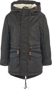 <b>Пальто для</b> мальчика <b>Button Blue</b>, цвет: хаки. 218BBBC46014417 ...
