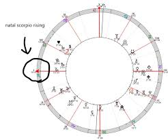 Astrology Rising Sign Chart Your Ascendant Sign Lets Rise To The Occasion