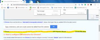 Want to know how to add idm extension in chrome? How To Add Idm To Chrome Quora