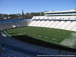 Kenan Stadium View From Upper Level 230 Vivid Seats