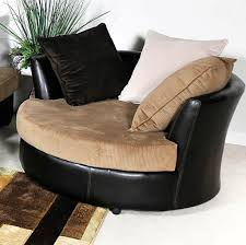 Leather Chairs Living Room Furniture American Leather Hugo Swivel Chair Living Room Chairs