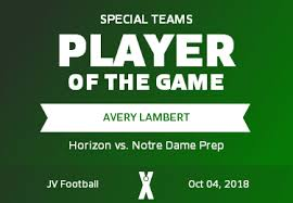 Avery Lambert's Awards | MaxPreps