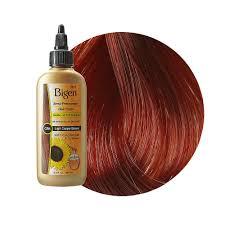 Light Copper Brown Hair Color Buy Light Copper Brown Bigen Semi Permanent Hair Color