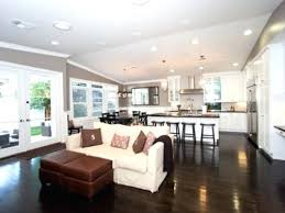 kitchen living room combo 5 photos gallery of top kitchen and living room combined designs part