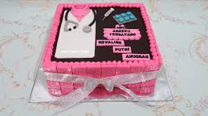 how to make birthday cake easy for doctor