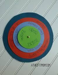 Easy Chore Chart Teach Kids Responsibility Chore Chart