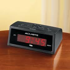Self Setting Alarm Clock - Self Setting Clock - Miles Kimball