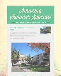 Real Estate Newsletters Smore