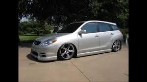2003 Toyota Matrix XRS on Pro Hopper Hydraulic Suspension - YouTube