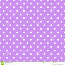 Light Purple And White Polka Dots Purple With White Polka Dots Stock Vector Illustration Of