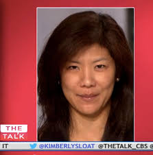 julie chen before and after make up photos denies nose job credits amazing contouring skills of make up artist news on today
