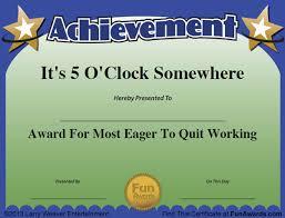 Office Award Funny Awards Funny Office Awards Ideas Rapic Design