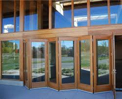 Plain Andersen Folding Patio Doors F Intended Innovation Ideas