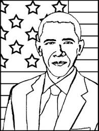 Small Picture nice Barack Obama Coloring Page Pictures Anime Pinterest