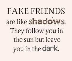 Sprüche über Falsche Freunde Englisch Sprüche