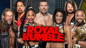 2021 WWE Royal Rumble results: Live updates, recap, grades, matches, card,  start time, highlights - CBSSports.com