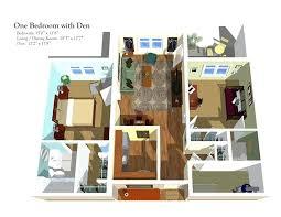 1 Bedroom With Den Exquisite Ideas One Bedroom With Den 1 Bedroom Den This  Is A . 1 Bedroom With Den ...