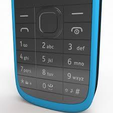 Nokia 109 3D Model $49 - .obj .3ds .c4d ...
