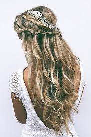 down wedding hair. T3Inspo Wedding hairstyles Blog T3micro