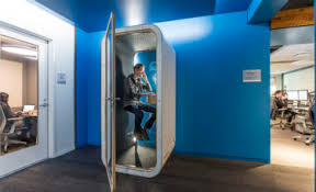 office pods. Anyone That Has Worked In A Modern Office Knows Whilst An Open-plan Layout Can Be Conducive To Better Collaboration Amongst Employees, Pods