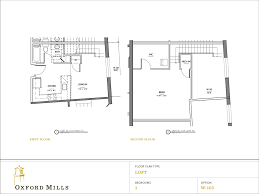 Floor Plans - Loft apartment floor plans