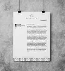 Letterhead Design In Word Letterhead Ms Word Tempalte Printable Letterhead