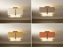 hubbardton forge 126507 exos 16 6 nbsp wide ceiling lighting loading zoom