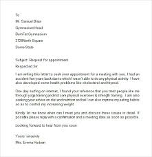 8 Appointment Letters Free Samples Examples Format Sample