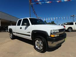 2001 Chevrolet Silverado 2500hd In Texas For Sale ▷ 13 Used Cars ...