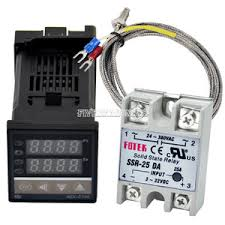 thermostat versus pid on a caravel home barista com the specs listed this unit say it will work on 100v to 240v input in another th titom offered a circuit diagram for installing an auberins pid