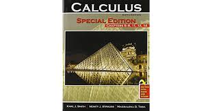 Calculus: Special Edition Chapters <b>5-8</b>, <b>11</b>, <b>12</b>, 14 by Monty J. Strauss