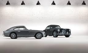 Dynamic duo: 1957 Aston Martin DB2/4 Mk II — The Motorhood