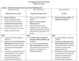 ap lang q week synthesis prompts their eyes were watching  ap lang q3 week 9 synthesis prompts their eyes were watching god
