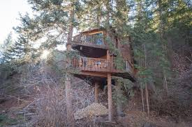 Colorado treehouses to rent on Airbnb Denver7 TheDenverChannelcom