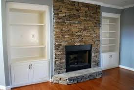 reface brick fireplace with stone reface brick fireplace with stacked stone refacing brick fireplace with faux stone